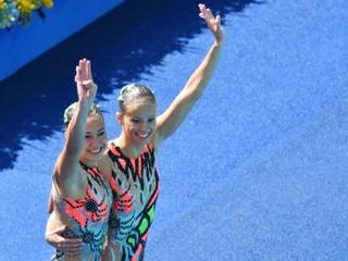 Slovenské akvabely v súťaži párov nepostúpili do finále