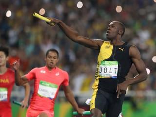 Bolt získal svoje deviate olympijské zlato: Tak vidíte, som najlepší