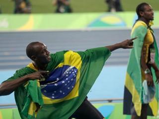 Bolt v oblakoch, Superšprintér prišiel, videl a všetkých si podmanil, ohlasy médií