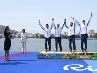 Štvorkajaku gratuloval a poďakoval aj prezident Kiska