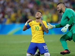 Z kritizovaného hráča je národný hrdina. Neymara Brazílčania velebia