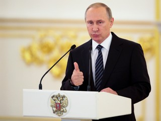 Nemorálne a neľudské, hovorí Putin o zákaze pre ruských paralympionikov
