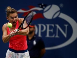Obe boli vo finále Roland Garros. Halepová na US Open zdolala Šafářovú