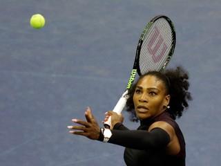 McEnroe: Serena by bola v mužskom rebríčku na 700. mieste