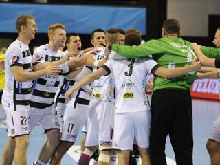 Hádzanári Prešova postúpili do skupinovej časti Ligy majstrov