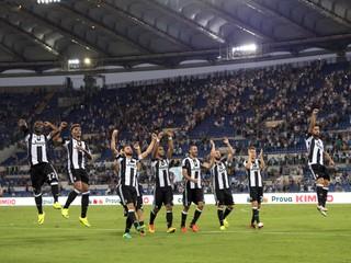 Solidaritu prejavili aj fanúšikovia Juventusu: Ak sa sezóna nedohrá, titul nechceme