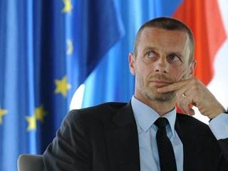 SFZ dá vo voľbách šéfa UEFA hlas Slovincovi Čeferinovi