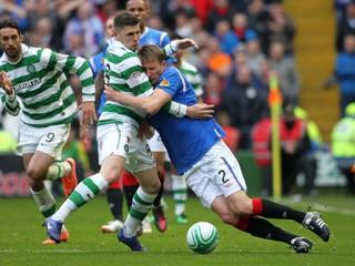 Celtic predĺžil svoju ligovú sériu bez prehry, v slávnom derby zdolal Rangers