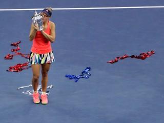 Kerberová získala titul na US Open, Plíškovú zdolala v troch setoch