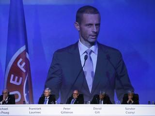 Platiniho na čele UEFA nahradí Čeferin. Podporili ho aj Slováci