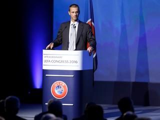 Šéf UEFA o zmenách v Lige majstrov: Dôležité je, že sa nevytvorí Superliga