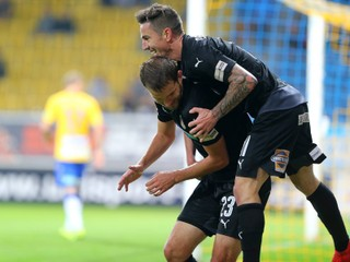 Plzeň vyhrala štvrtý zápas za sebou, rozhodol Bakoš
