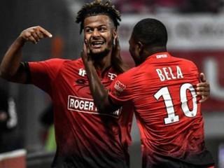 Futbalisti Stade Rennes porazili Olympique Lyon a vybojovali si účasť vo finále pohára
