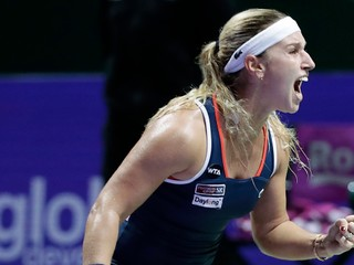 Cibulková je v semifinále, pomohla jej súperka