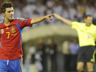Villa sa možno vráti do španielskej reprezentácie. Tréner: Udržiava si štandard