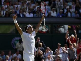Po štrnástich rokoch vypadol z najlepšej desiatky. Federer sa cíti na 25