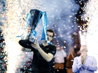 Murray ovládol Turnaj majstrov a zostáva svetovou jednotkou