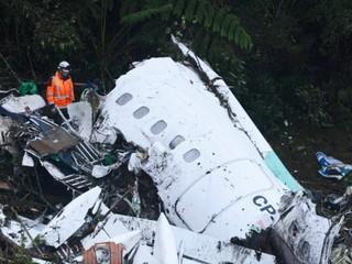 V Kolumbii sa zrútilo lietadlo, na palube boli aj brazílski futbalisti