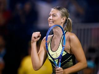 Šarapovová si zahrá v hlavnej súťaži US Open, od organizátorov dostala voľnú kartu