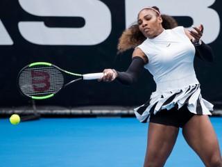 Víťazný návrat Sereny Williamsovej, v Aucklande zdolala Parmentierovú