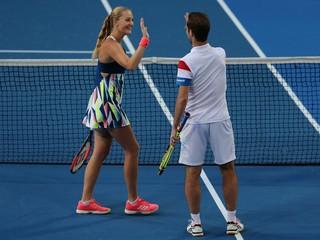 Federer si o Hopmanov pohár nezahrá, do finále postúpili Francúzi