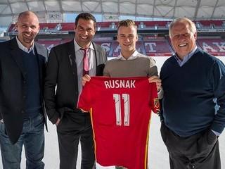 Rusnák debutoval za Real Salt Lake, mal problém s nadmorskou výškou