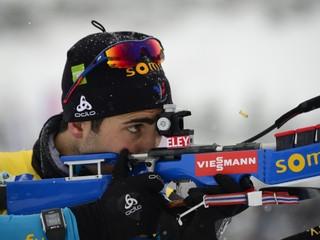 Stíhacie preteky v Oberhofe ovládol Fourcade, zo Slovákov bodoval Kazár
