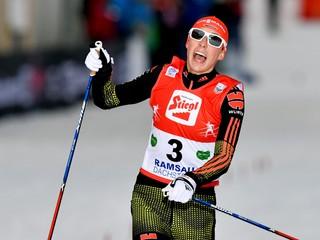 Frenzel triumfoval i vo Val di Fiemme a zvýšil svoj náskok v celkovom poradí