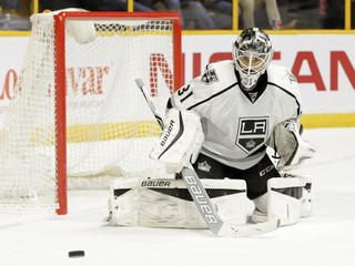Podľa ankety redaktorov NHL.com by Budaj nemal chýbať v Zápase hviezd