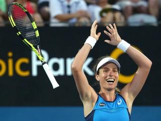 Získala svoj druhý titul v kariére. Kontová ovládla turnaj v Sydney