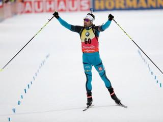 Fourcade triumfoval aj v šprinte piateho kola, Slováci nebodovali