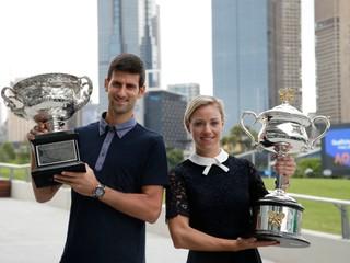 Rekordné prémie, rozloha a návraty. Aj to prináša Australian Open 2017