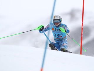 Adamovi Žampovi slalom vo Wengene nevyšiel, nepostúpil do druhého kola