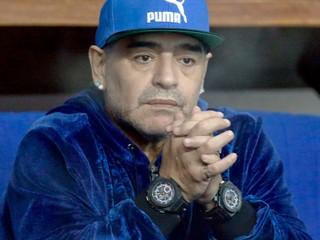 Maradona rokuje o pôsobení v Neapole
