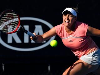 Kučová na Australian Open skončila, prehrala s nasadenou hráčkou