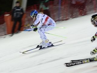 Vlani skončili piate. Slovenky zabojujú o body aj v netypickom slalome