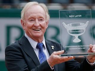 Roger je stále tenisový maestro. Titul mu dožičím, vraví legenda
