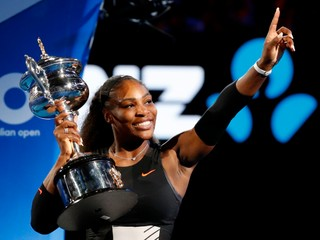 Serena vyhrala Australian Open a zapísala sa do histórie