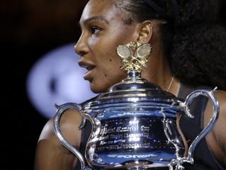 Osobnosti reagujú na víťazstvo Sereny Williamsovej: Najväčšia všetkých čias