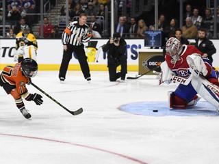 Súťaž zručností NHL priniesla víťazstvo Atlantickej divízie, splnený brankársky sen a detskú radosť
