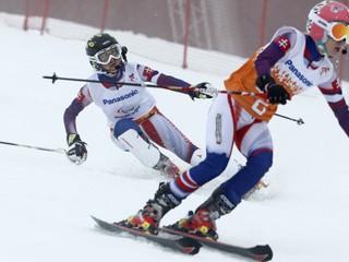 Paralympionička Farkašová dosiahla ďalšie víťazstvo