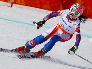 Paralympionička Farkašová vyhrala aj slalom a získala štvrtú zlatú medailu
