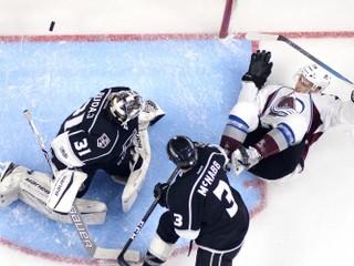 Peter Budaj opäť žiaril. Vychytal ďalšie čisté konto a je najlepší v celej NHL