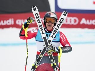 Guay prekvapil a vyhral super G na majstrovstvách sveta, všetci Slováci nedokončili