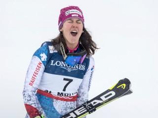 Holdenerová vyhrala alpskú kombináciu, v prvej štvorke skončili tri Švajčiarky