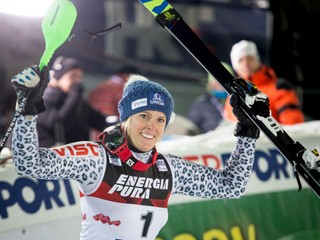 Velez-Zuzulová mení lyže i ľudí. Chce ísť ešte vyššie