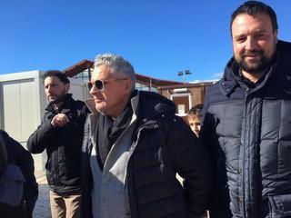 Baggio oslávil päťdesiatku v oblasti, ktorú zničilo zemetrasenie
