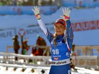 Češka je hviezdou biatlonu, no je rozhodnutá skončiť kariéru
