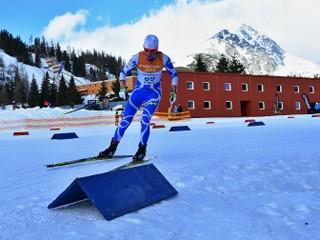 Procházková je majsterkou Slovenska v šprinte, vyhrala o viac ako pol minúty
