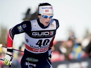Je legendou. Björgenová počas šampionátu nebude len pretekať, ale sa aj starať o syna